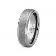 Scott Kay Ring Prime 7mm Hammered Cobalt Ring